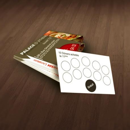Cartes de Visite Commerciales